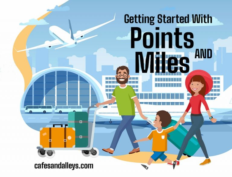 Getting Started in Points and Miles